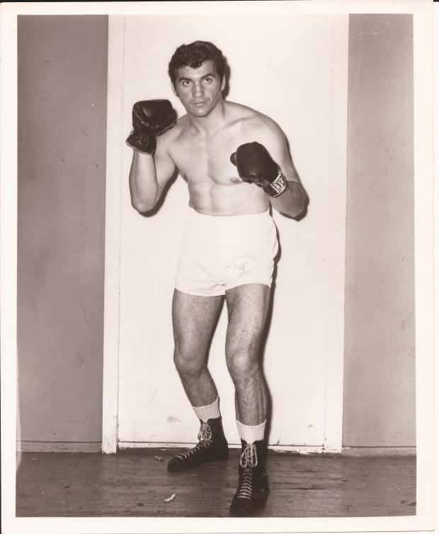 Buffalo New York Boxing Legend Jimmy Ralston