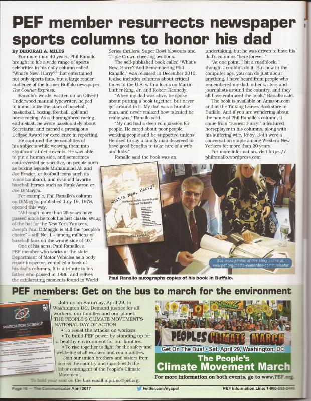 PEF ARTICLE PHIL RANALLO